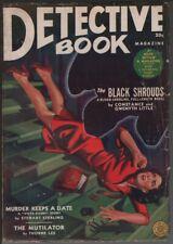 Detective Book 1942 Summer.     Pulp