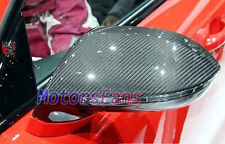 AUDI A7 S7 RS7 4G 4G8 REAL CARBON FIBER MIRROR COVER 1PAIR 11UP A085M