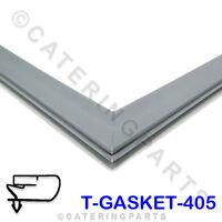 T6-GASKET-405 401 INOMAK COMMERCIAL COUNTER FRIDGE MAGNETIC DOOR SEAL / GASKET