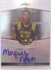 2013 Leaf Marquez North US Army All-American Bowl Autograph Card