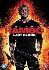 Rambo: Last Blood [DVD] RELEASED 13/01/2020