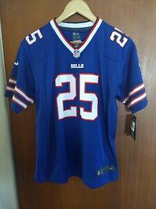 Nike NFL Buffalo Bills LeSean McCoy #25 On Field jersey youth size Large. NWT