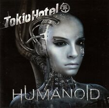 TOKIO HOTEL : HUMANOID (DEUTSCHE VERSION) / CD - NEU