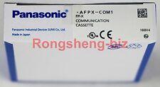 1PC PANASONIC Nais PLC AFPX-COM1 New In Box AFPXCOM1