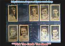 D.C. THOMSON THIS YEAR'S TOP-FORM FOOTBALLERS 1927 (F) *PLEASE SELECT*