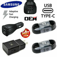 Original Samsung Fast Travel Wall Charger For Galaxy S10 S9 S8 Plus Note 8 9 10+