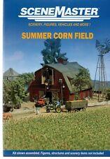HO Scale Walthers SceneMaster 949-1140 Summer Corn Field Kit