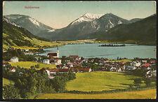 AK SCHLIERSEE, GELAUFEN 1912 !  SCHLIERSEE STEMPEL
