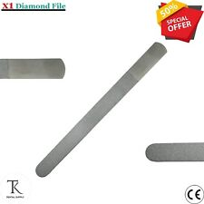 X1 Chiropody Podiatry Diamond File Double Ended Deb Laboratory Pedicure Tools CE