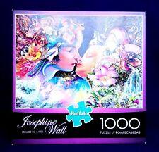 NIB Buffalo Games Josephine Wall Prelude to a Kiss - 1000 Piece Jigsaw Puzzle