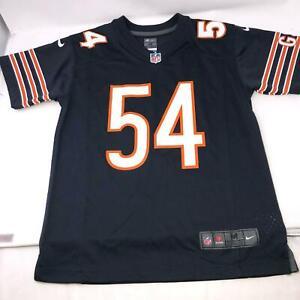 Nike Brian Urlacher NFL Chicago Bears Jersey Youth Medium