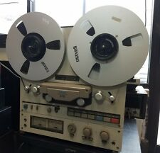 TEAC X-10  REEL TO REEL TAPE DECK RECORDER..Professionally serviced. Warranty.
