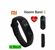 Original Mi Band 2 Smart with OLED Touch Screen Heart Rate Pace & Steps Monitor