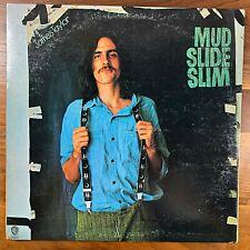"JAMES TAYLOR, MUD SLIDE SLIM AND THE BLUE HORIZON, 12"" VINYL LP 1971"