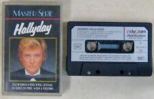 Johnny Hallyday Cassette Audio Master Série