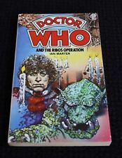 Doctor Who And The Ribos Operation - Soft Cover Book - Ian Marter