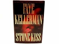 GOOD! 1st/1st Edition Stone Kiss by Faye Kellerman (2002, Hardcover)