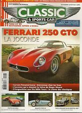 CLASSIC & SPORTS CAR 28 FERRARI 250 GTO FORD GT40 MK2 MGA BUGATTI 59 BRISTOL