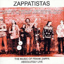 Live In Leeds (Music Of Frank Zappa) by Zappatistas John Etheridge