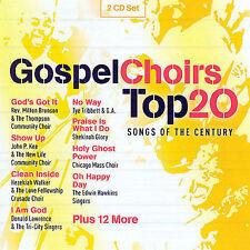 Gospel's Top 20 Choir Songs of the Century