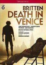 NEW Britten: Death in Venice (DVD)