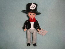 """Mcdonald's Madame Alexander 2010 doll Mad Hatter 5"""" W/Tag"""