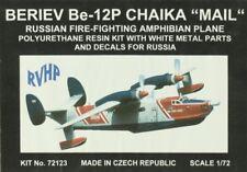 RVHP 1:72 Russian Beriev Be-12 P Chaika Mail Resin Model Kit #72123