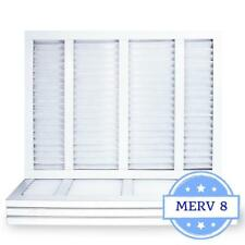 16-3/8x21-1/2x1 Air Filter, Pleated, MERV 8 (Case of 4)