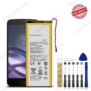 For Motorola Moto G4 Plus XT1641 Replacement Battery GA40 SNN5970A Tools