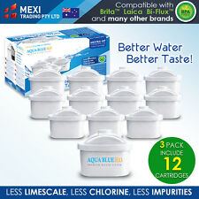 12 x Brita Maxtra Compatible Water Filter Jug Cartridge -Four Pack