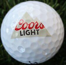 New Logo Golf Ball -              Coors Light Beer
