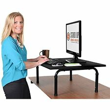 Desks Stand Up Desk Store Standing Desktop Desk, 32-Inch