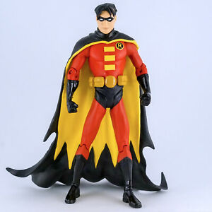 2007 DC Direct Batman and Son Robin Tim Drake Figure from 2-Pack