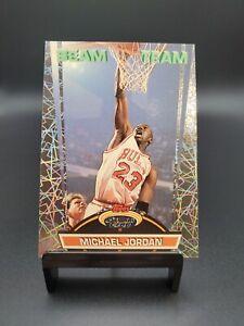 1992-1993 Topps Stadium Club Members Only #1 Michael Jordan Beam Team Bulls