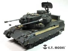 ET Model E35258 1/35 German Flakpanzer Gepard A1/A2 Detail Up for Meng TS-030
