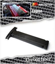 Carbon Fiber Engine Bay Room Spark Plug Cover for Mitsubishi Evolution EVO 7 8 9
