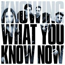 MARMOZETS KNOWING WHAT YOU KNOW CD (Released January 26th 2018)