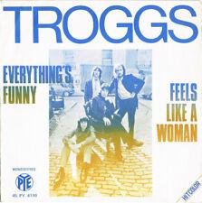 """Disque 45T vinyle """"LES TROGGS"""" 4110 original de 1972"""
