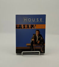 House M.D. The Complete First Season (DVD, 3 Disc Box Set) ~ Tested!