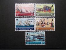 Jersey 1983 Commemorative Stamps~Communications~Very Fine Used Set~UK Seller