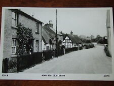 Flitton near Leighton Buzzard Letchworth, Firths R/P/Pcard, FTN.9  V G Condition