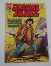 Geronimo Jones #1 (1st Print) 7.0 FN/VF Signed by Joe Delbo