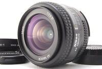 [N.MINT] Nikon AF Nikkor 24mm f/2.8 D AF-D Wide Lens + HN-1 Hood From Japan #835