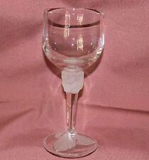 Villeroy Boch V&B Ariane Rose matt 1 Weinglas Rotweinglas groß H 17 Ø 7 cm 10061