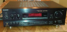 Sony STR-GX707ES  Receiver  Amplificateur Poweramp int. shipping