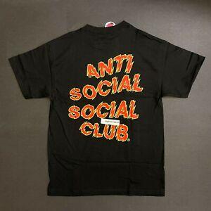 DS Anti social social club Maniac Tee L SUpreME SS21 ASSC