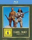 Karl May WINNETOU Parte 1 2 3 BLU-RAY Box PIERRE BRICE & LEX BARKER Trilogy