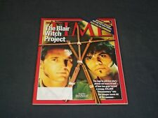 1999 AUGUST 16 TIME MAGAZINE - THE BLAIR WITCH PROJECT - T 3021