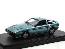 AutoCult 02010 1980 TVR Tasmin Coupe Sportwagen blau metallic 1/43
