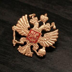 Russian National Emblem Medal badge